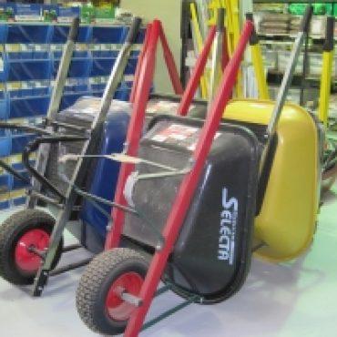 Wheel Barrows