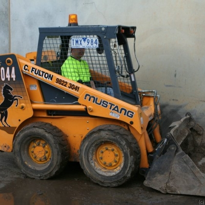 Skid Steer Loader Hire