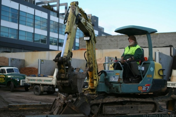 Bobcat Hire Melbourne