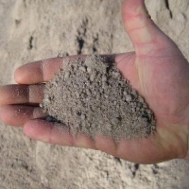 Propagating Sand