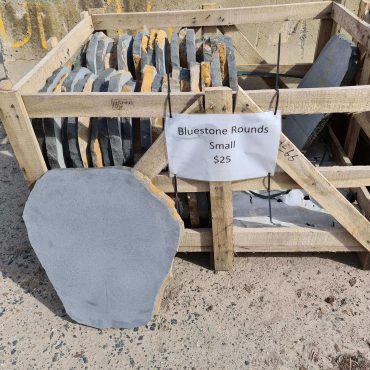 Bluestone Round Steppers Small