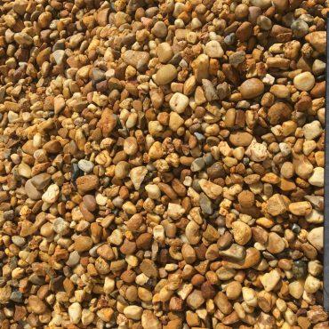 20mm Golden Pebbles
