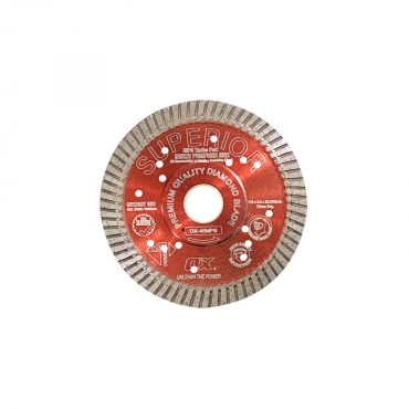 OX Professional MPS 4.5in Turbo Superior Diamond Blade OX-45MPS