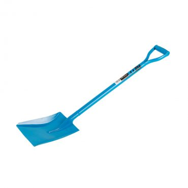 OX Trade Square Mouth Shovel 'D' Gri[ Handle – 1040mm – T280107