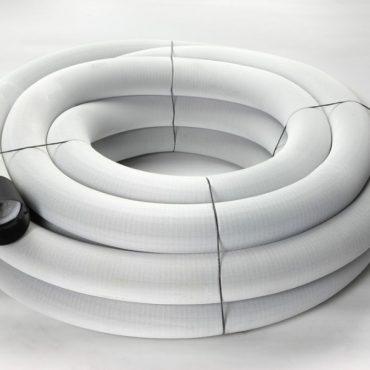 Agflow AGI Drain Pipe 100mm x 20m W/Sock