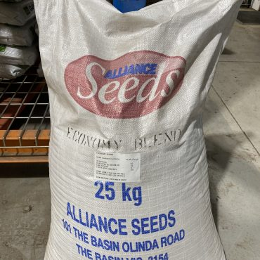 Lawn Seed Economy – 25kg Bag