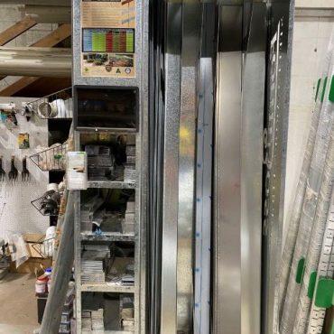 Formboss Stake REDCOR Steel 300mm x 2.5mm Length