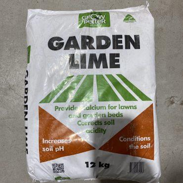 Grow Better Garden Lime – 12kg