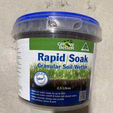 Grow Better Rapid Soak – 2.5L