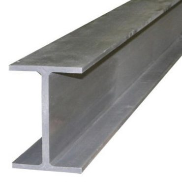 H Channel Galv 900mm x 100mm x 50mm