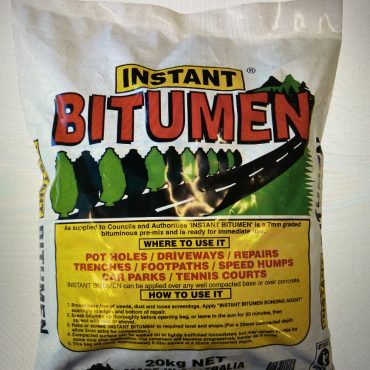 Instant Bitumen Coldmix Asphalt – 20kg