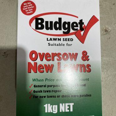 Munns Budget Lawn Seed – 1kg