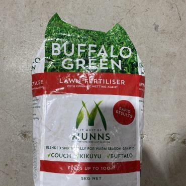 Munns Buffalo Green Fertiliser – 5kg