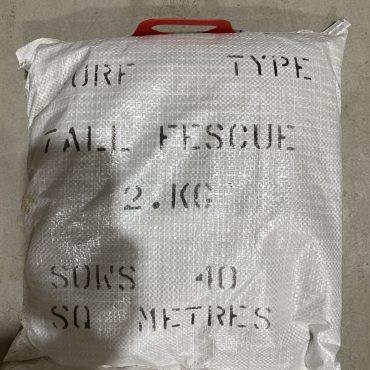 Tall Fescue Lawn Seed – 2kg