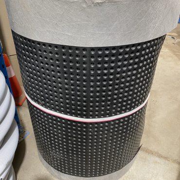 Pro Drain Core 1m x 25m x 12mm