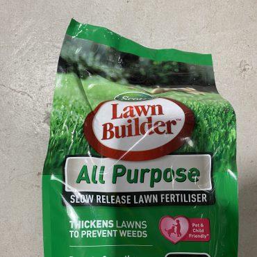 Scotts Lawn Build Fertiliser – 4kg