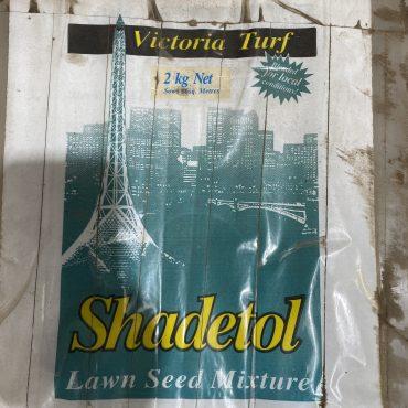 Shadetol Lawn Seed – 2kg