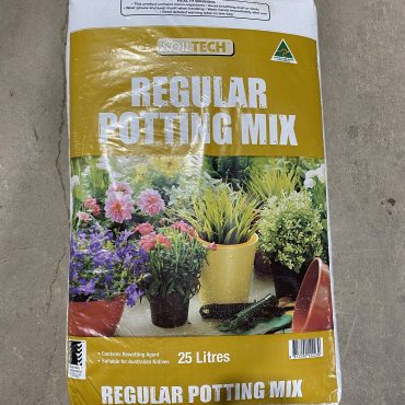 Soiltech Regular Potting Mix – 25L