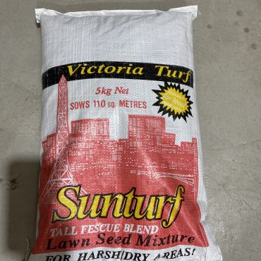 Sunturf Tall Fescue Lawn Seed – 5kg