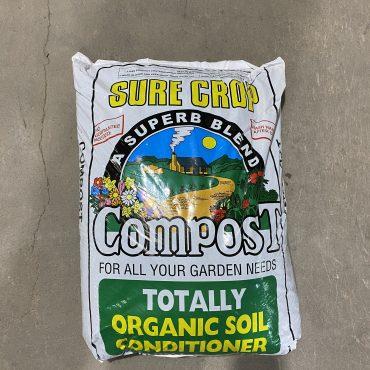 Surecrop Compost – 30L Bag