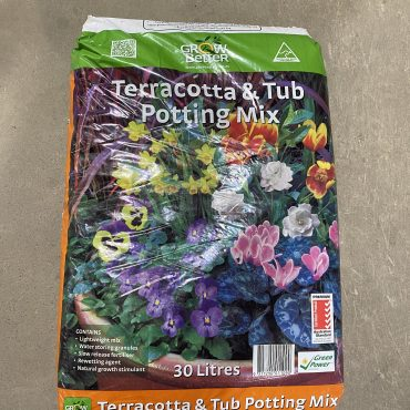 Grow Better Terracotta & Tub Potting Mix – 30L