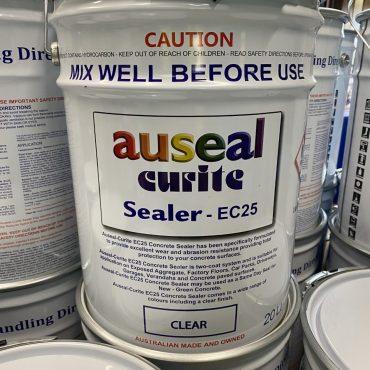 Auseal Clear Sealer 20L