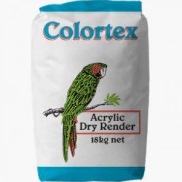 Colortex – Dry Acrylic Render